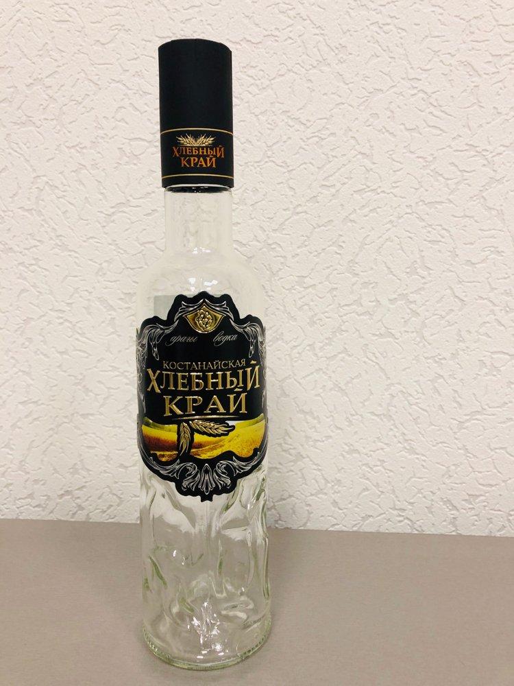 """Водочный комплект """"Хлебный Край""""(мятая)"""