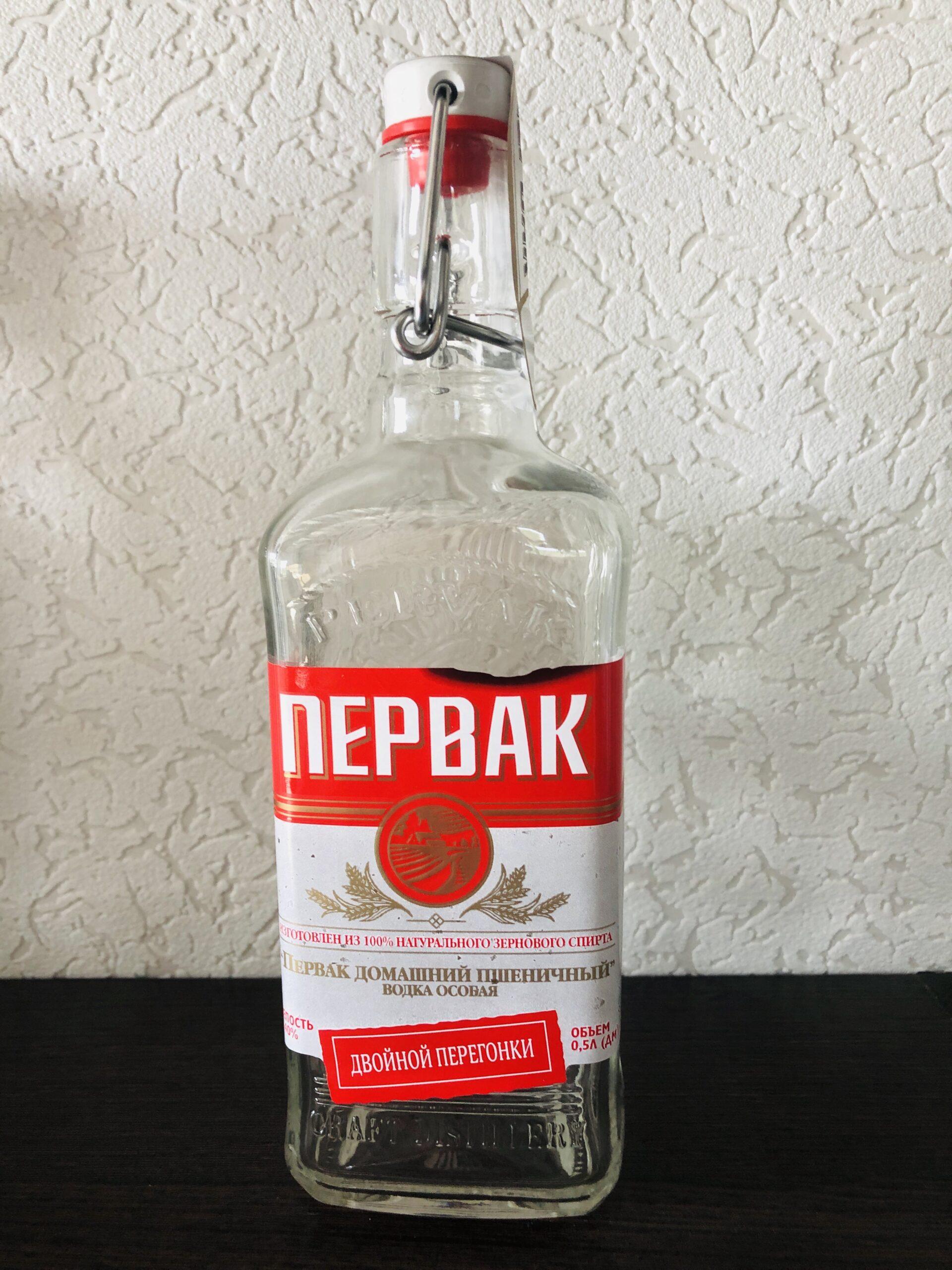 """Водочный комплект """"Первак"""" (сувенирная, выставочная продукция)"""